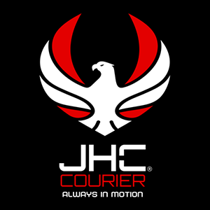 Logo JHC Courier - Mic